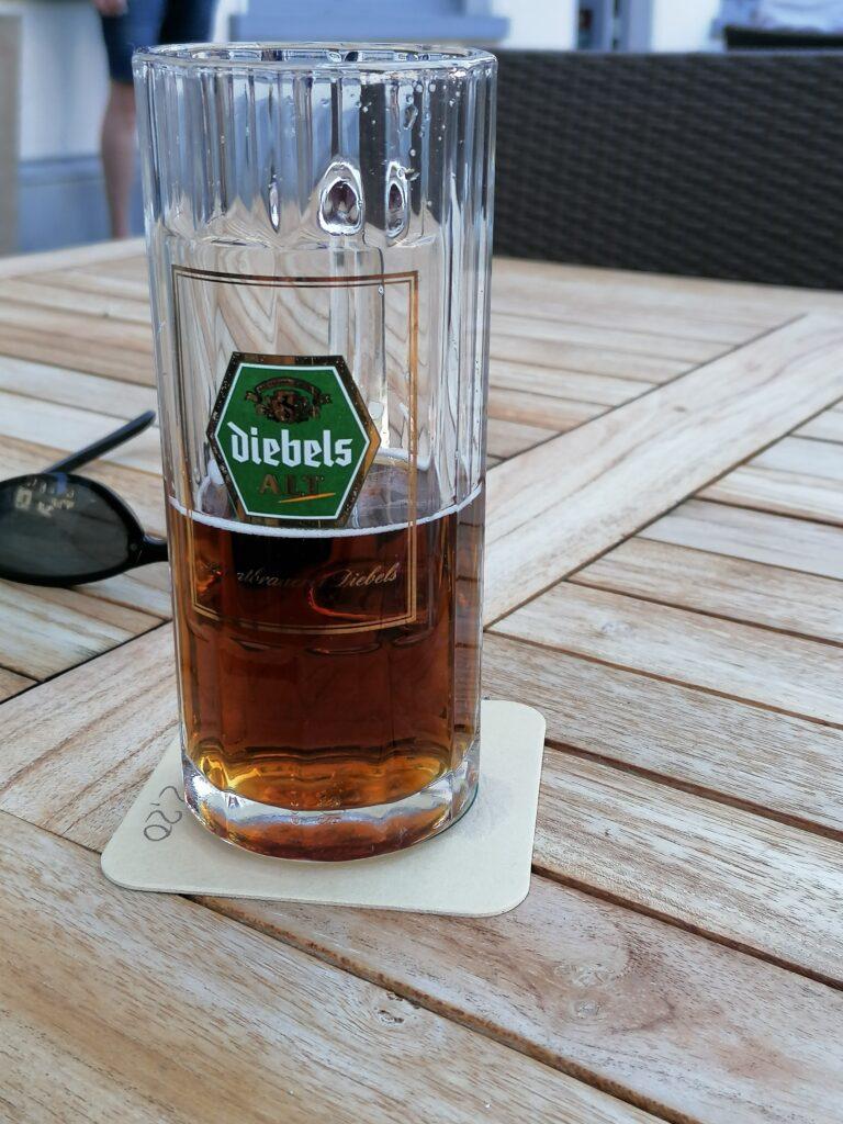 Do-it-yourself-Bier, hier Altbier vom iederrhein