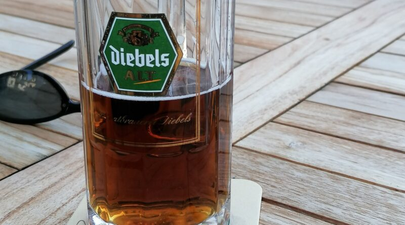 Do-it-yourself-Bier, hier Altbier vom iederrhein