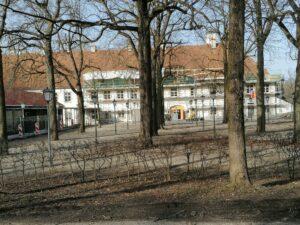 Schlossbiergarten Oberschleißheim Selbstbedienungsbereich