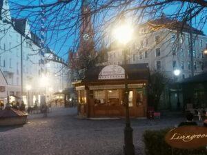 Dee Wiener Platz in München Haidhausen