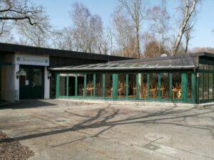 Poschinger Weiher Biergarten Seewirtschaft - Der Wintergarten