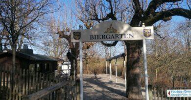 Der Kloster Andechs Biergarten