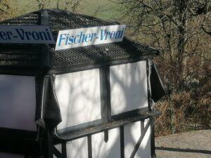 Die Fischer Vroni im Kloster Andechs Biergarten