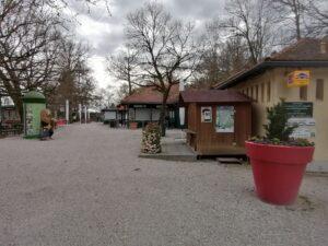 Der Waldwirtschaft München Ausschank