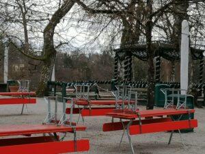 Die Bphne in de Waldwirtschaft München