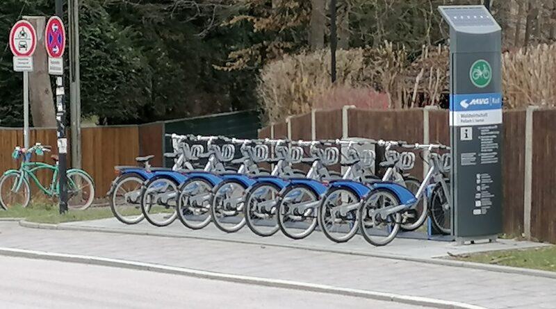 MVG Fahrradstation