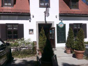 Biergarten Einkehr zur Fürstenrieder Schwaige Restaurant