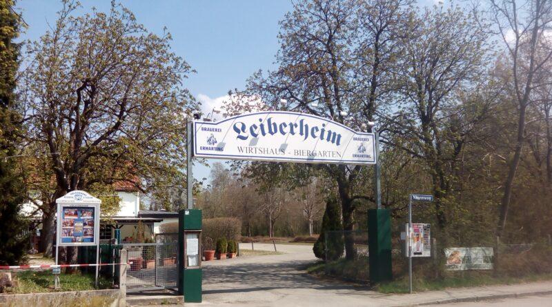 Herzlich Willkommen im Biergarten Leiberheim.
