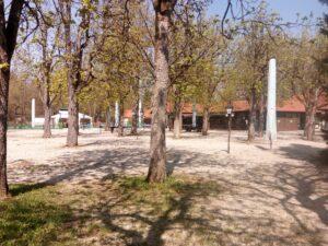 Viel Platz im Biergarten Leiberheim
