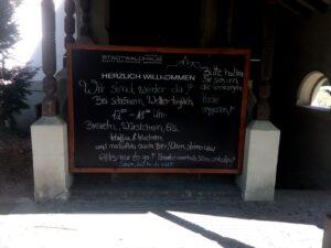 Herzlich Willkommen im Biergarten Stadtwaldhaus in Krefeld