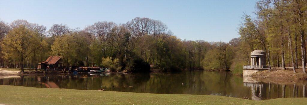 Der Stadtwaldsee