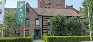 Der Eingangsbereich von der Bolten Brauerei