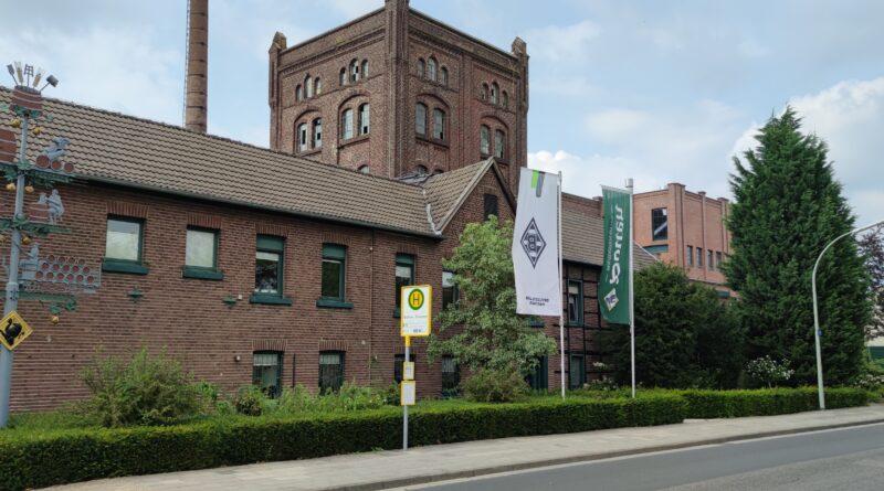 Die Bolten Brauerei in Korschenbroich