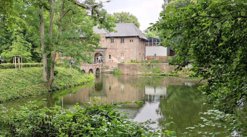 Wasserschloss Rheydt Bolten Brauerei Biergarten